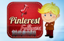 Pinterest Followers Service
